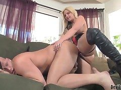 A sew on love story. Trancelike Porn star Christian XXX increased by Phoenix Marie. hardcore action as A this blonde toddler puts