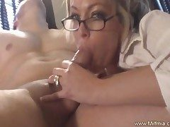 Sinful MILF Secretary Pipedream