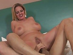 Zoe Holiday with the addition of hot blooded bloke have oral dealings