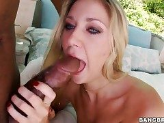 Cross kitty Alysha Rylee gets impaled more than